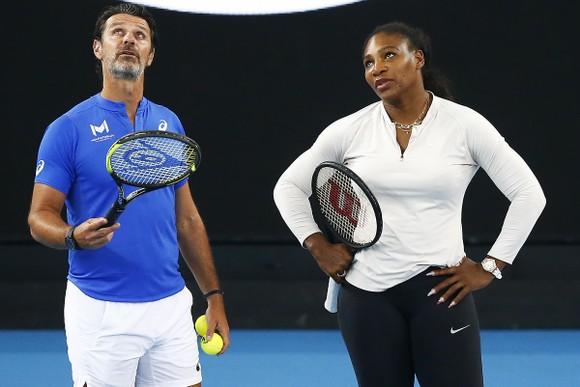 HLV Mouratoglou và Serena