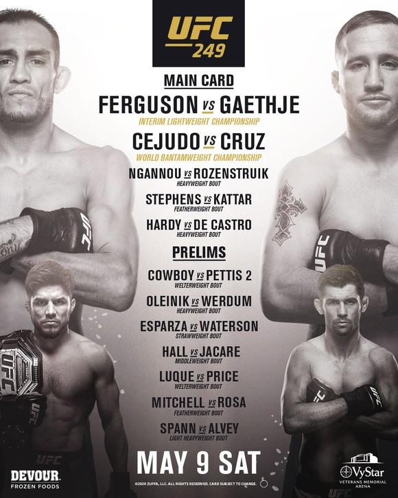 """Hướng đến UFC 249: Ông bầu lão làng Bob Arum mắng ông bầu trọc đầu Dana White cư xử như """"cao bồi"""", không màng đến an toàn của mọi người ảnh 2"""