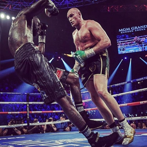 Tyson Fury sẽ chỉ tập trung vào Deontay Wilder