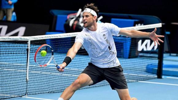 Kết quả Australian Open (mới cập nhật) - Djokovic thắng trận thứ 15 liên tiếp, Thiem cũng thắng sau 3 ván ảnh 1