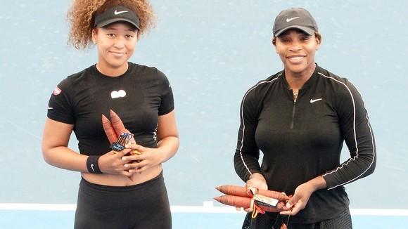 Kết quả Australian Open (mới cập nhật) - Djokovic đấu Karatsev, Serena chống Osaka ở bán kết ảnh 2