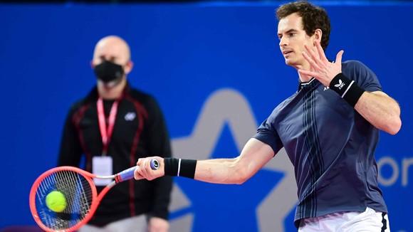 """Murray tìn rằng, """"Ngai vàng"""" của Djokovic vẫn không bị Next Gen đe dọa"""