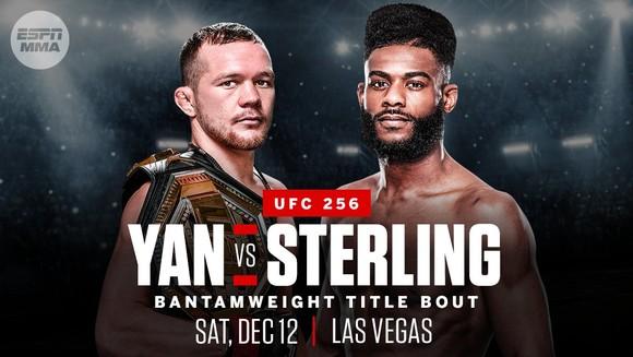 UFC 259: Trận đấu buộc phải đánh - Petr Yan vs Aljamain Sterling để bảo vệ đai hạng gà ảnh 2