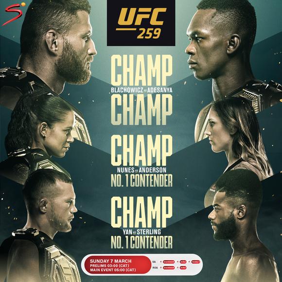 UFC 259: Trận đấu buộc phải đánh - Petr Yan vs Aljamain Sterling để bảo vệ đai hạng gà ảnh 4