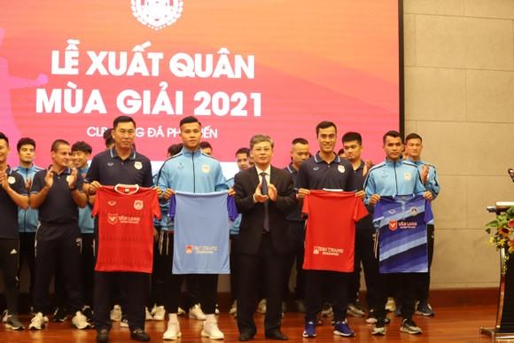Phố Hiến FC đặt mục tiêu tốp 6 giai đoạn lượt đi Giải hạng Nhất