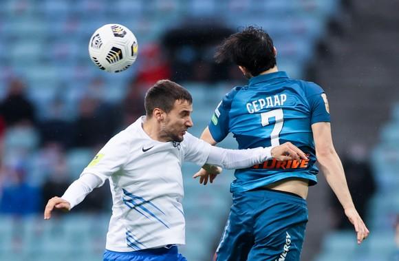 """""""Messi Iran"""" Sardar Azmoun: Thăng hoa cùng Zenit St Petersburg, sắp vô địch RPL lần thứ 3 liên tiếp ảnh 5"""