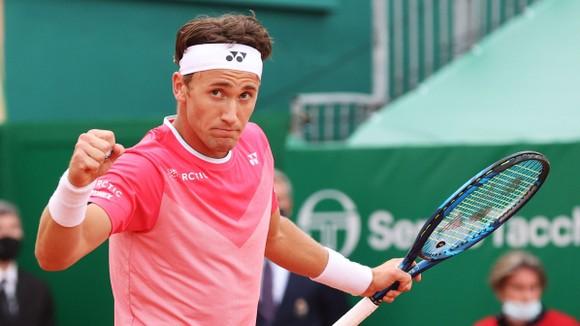Monte Carlo Masters: Ruud loại Fognini, Rublev lật đổ Nadal - Sẽ có nhà vô địch mới kể từ năm 2004 ảnh 1