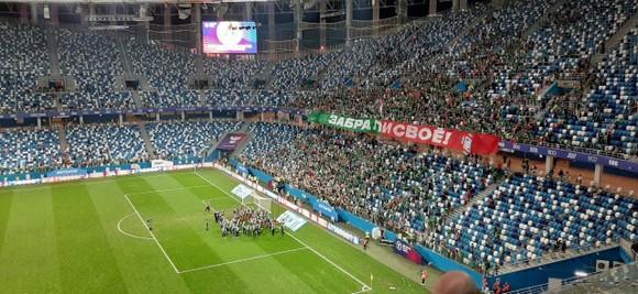 Lokomotiv Moscow: Nikolic giành Cúp QG thứ 3 trong sự nghiệp, với trận đấu gợi nhớ bầu không khí World Cup ảnh 4