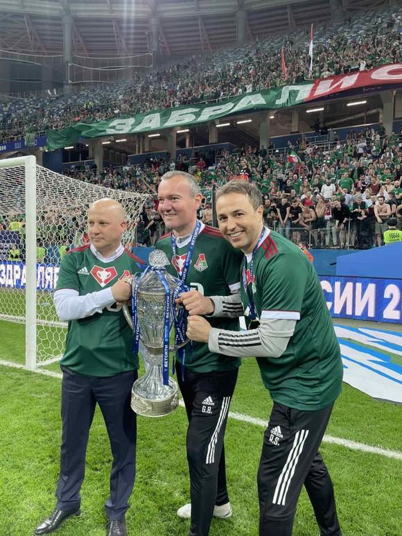 Lokomotiv Moscow: Nikolic giành Cúp QG thứ 3 trong sự nghiệp, với trận đấu gợi nhớ bầu không khí World Cup ảnh 6