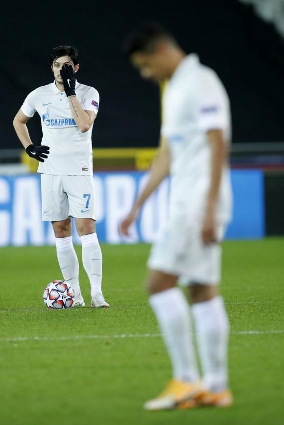 """Zenit Saint Petersburg: Thống trị ở RPL, nhưng """"bị trị"""" ở UEFA Champions League ảnh 3"""