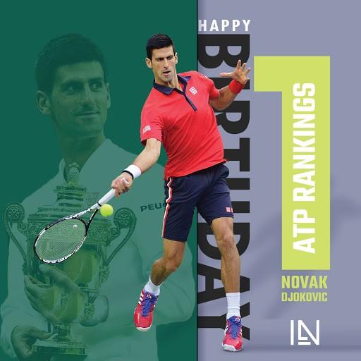 """Novak Djokovic: Được cả thế giới chúc mừng sinh nhật 34 tuổi, chuẩn bị tham gia giải """"Belgrade 2"""" ảnh 2"""