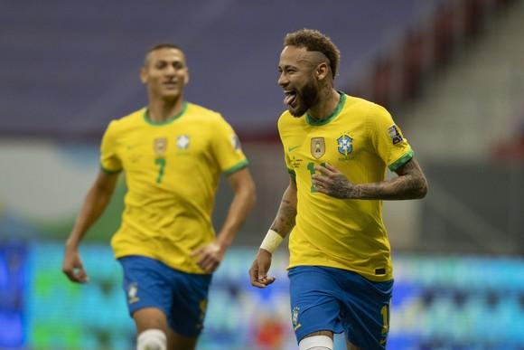 Tuyển Brazil: Đá trận thứ 2 với Peru ở Copa America vẫn… loay hoay tìm tay săn bàn ảnh 1