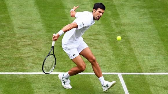 """Wimbledon: Djokovic lại đánh bại Anderson - """"điềm lành"""" cho tay vợt người Serbia"""