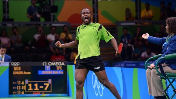 Olympic Tokyo: Ngôi sao Nigeria - Quadri Aruna hy vọng thách thức uy quyền của bóng bàn Trung Quốc ảnh 3