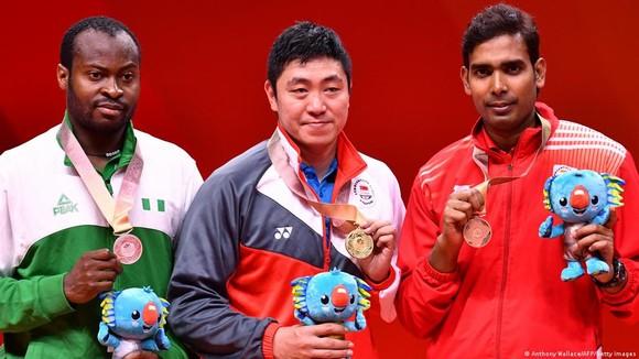 Olympic Tokyo: Ngôi sao Nigeria - Quadri Aruna hy vọng thách thức uy quyền của bóng bàn Trung Quốc ảnh 2