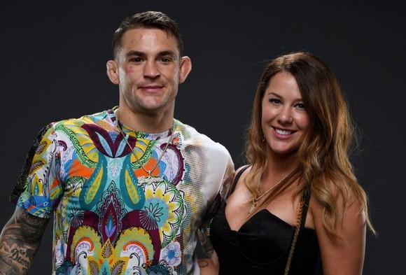 Poirier và vợ của mình
