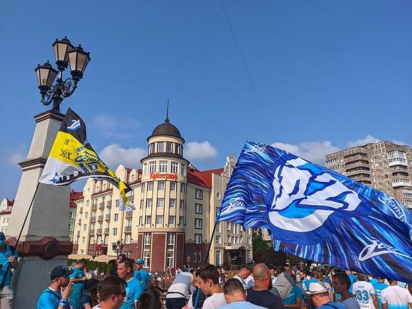 Siêu Cúp nước Nga: Zenit áp đảo Lokomotiv cả trên sân lẫn trên… đường phố Kaliningrad ảnh 6