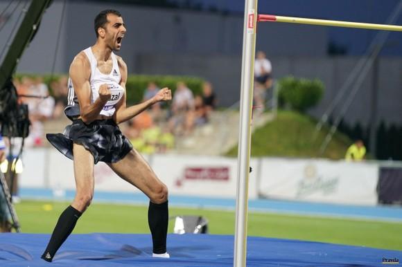 Ghazal là niềm hy vọng số 1 của thể thao Syria