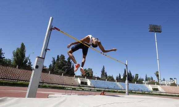 Bất chấp thách thức, thể thao Syria vẫn đặt mục tiêu giành huy chương Olympic thứ 4 ảnh 1