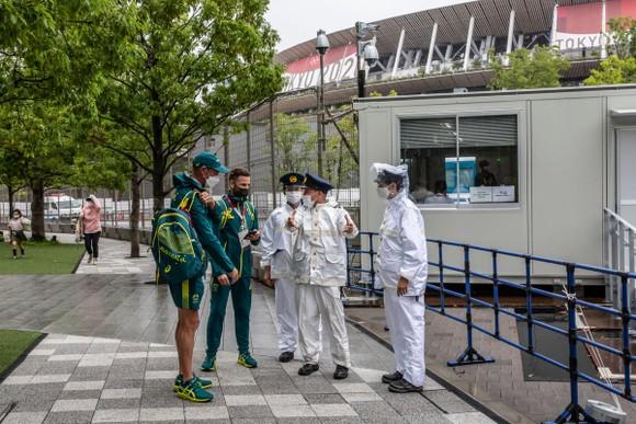 Các thành viên Đội tuyển điền kinh Australia bị yêu cầu cách ly