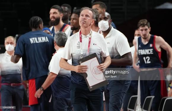 Kevin Durant và đồng đội sẽ tái chiến tuyển Pháp ở chung kết tranh HCV ảnh 1