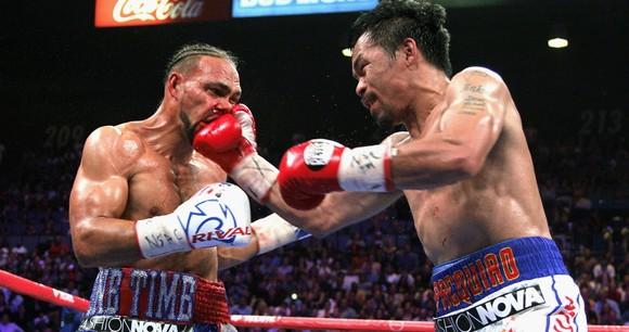 """Manny Pacquiao vs Errol Spence Jr: """"Trận chiến 2 thế hệ"""" - khi """"The Truth"""" muốn giải nghệ """"Thượng nghị sĩ thích thượng đài"""" ảnh 1"""
