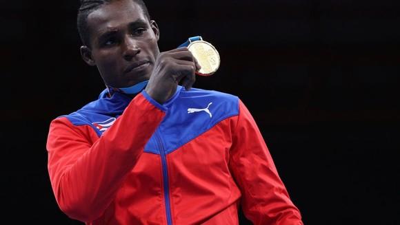 La Cruz giành HCV ở Olympic Tokyo