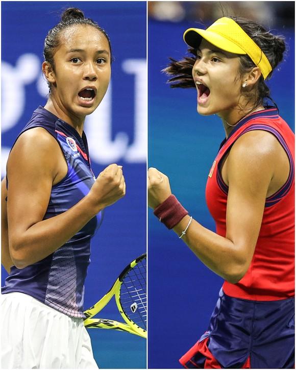 US Open: Leylah Fernandez vs Emma Raducanu - ngựa ô tung hoành ở chung kết ảnh 3
