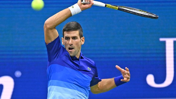 """US Open: """"Báo thù"""" Alexander Zverev, Novak Djokovic tái đấu """"kình địch mới"""" Daniil Medvedev ở chung kết ảnh 1"""