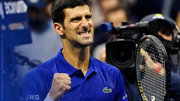 """US Open: """"Báo thù"""" Alexander Zverev, Novak Djokovic tái đấu """"kình địch mới"""" Daniil Medvedev ở chung kết ảnh 2"""