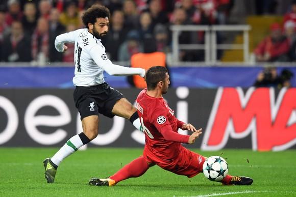 Champions League: Liverpool tránh vấp ngã trước Spartak Moscow ảnh 1
