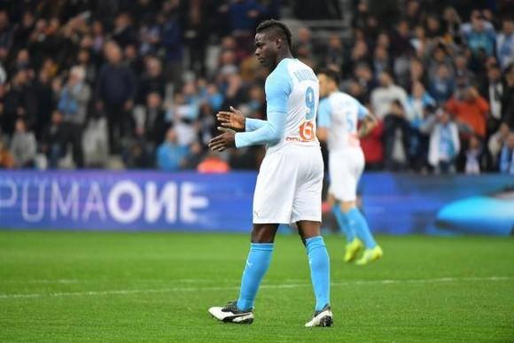 Mario Balotelli muốn ở lại lâu dài với Marseille