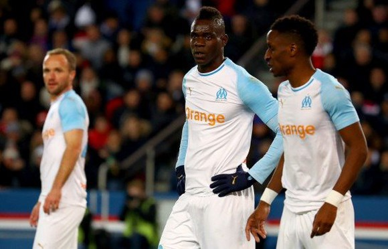 Mario Balotelli khó trụ lại Marseille
