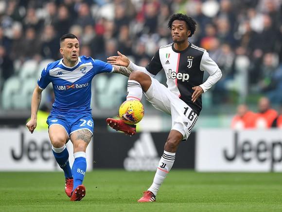 Lazio hạ Inter, Serie A xáo trộn tốp đầu ảnh 1