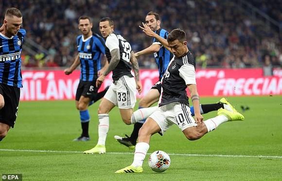 Dời trận đại chiến Juventus - Inter Milan sang tháng 5