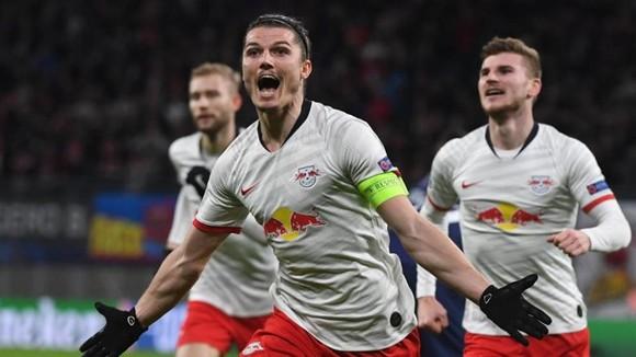 Cột mốc Champions League lịch sử của Leipzig