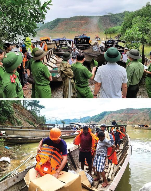 Toàn cảnh cuộc vượt rừng tìm kiếm, cứu nạn người mất tích ở Rào Trăng 3 ảnh 6