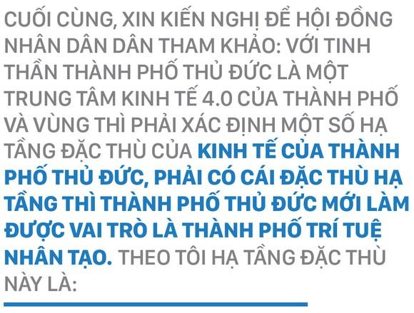 Bài phát biểu của đồng chí Nguyễn Thiện Nhân, Ủy viên Bộ Chính trị tại Kỳ họp thứ 23 HĐND TPHCM khóa IX ảnh 24