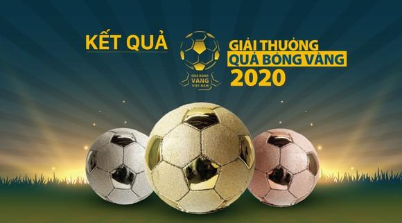 Kết quả Giải thưởng Quả bóng vàng Việt Nam 2020