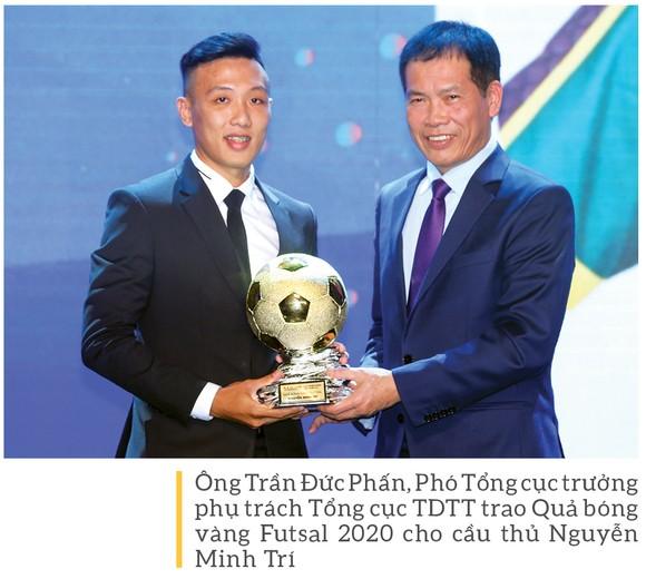 Quả bóng vàng Việt Nam 2020 - Thương hiệu và cảm xúc ảnh 14