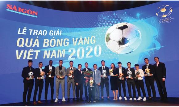Quả bóng vàng Việt Nam 2020 - Thương hiệu và cảm xúc ảnh 3