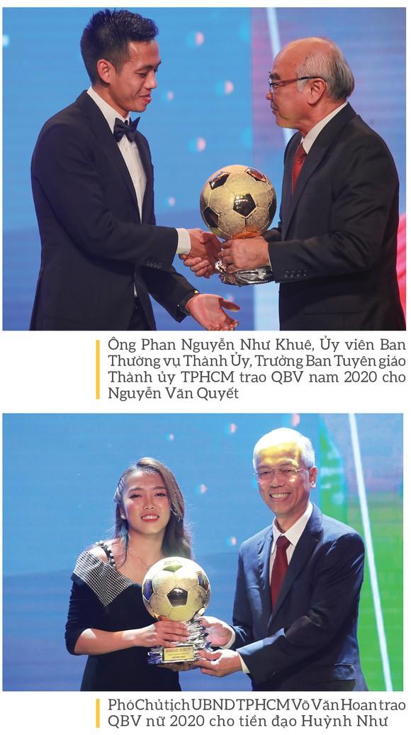 Quả bóng vàng Việt Nam 2020 - Thương hiệu và cảm xúc ảnh 11