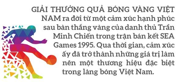 Quả bóng vàng Việt Nam 2020 - Thương hiệu và cảm xúc ảnh 1