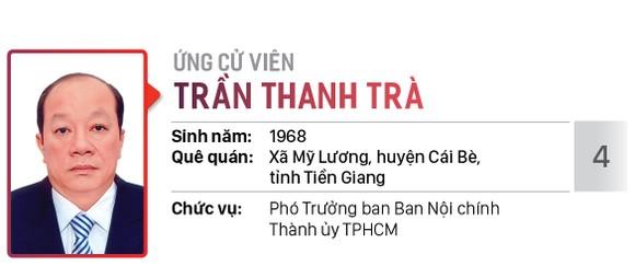 Danh sách chính thức những người ứng cử đại biểu HĐND TPHCM khóa X, nhiệm kỳ 2021 - 2026 - Đơn vị bầu cử số: 08 (Quận 6) ảnh 5
