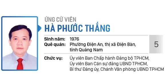 Danh sách chính thức những người ứng cử đại biểu Quốc hội khóa XV - Đơn vị bầu cử số 6 (quận Bình Tân) ảnh 5