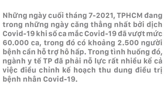"""Nỗ lực giành lại sự sống từ tay """"tử thần covid-19"""" ảnh 1"""