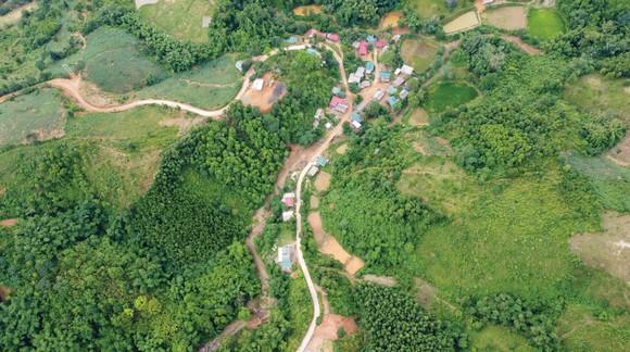 Trên đại công trường điện gió ở huyện miền núi Quảng Trị ảnh 19