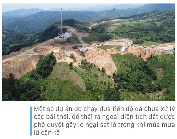 Trên đại công trường điện gió ở huyện miền núi Quảng Trị ảnh 21