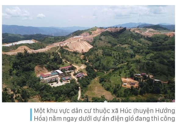 Trên đại công trường điện gió ở huyện miền núi Quảng Trị ảnh 22