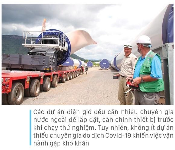 Trên đại công trường điện gió ở huyện miền núi Quảng Trị ảnh 7